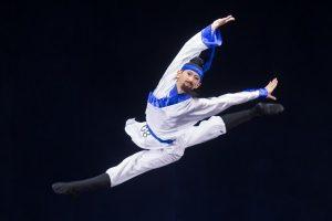 入围选手翁梓恒:中国舞已深植我心