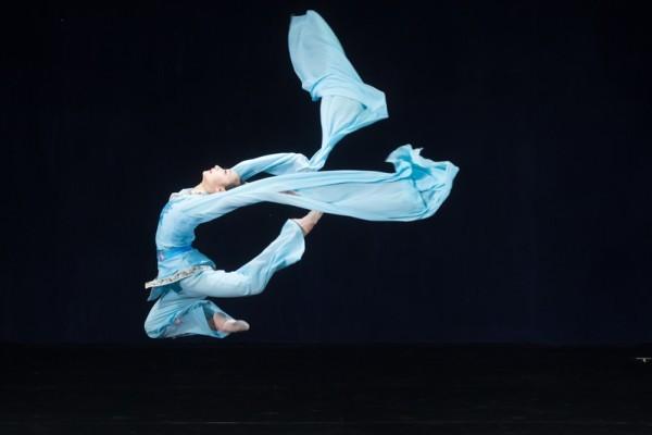 顏劭卉二度參賽:純淨心靈 舞出美好