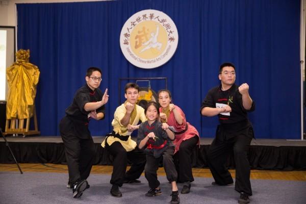武術大賽初賽精彩紛呈 觀眾讚揚中國文化