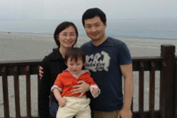 41歲北大才子臨終日記寫給幼子3句話 看哭一片大男人