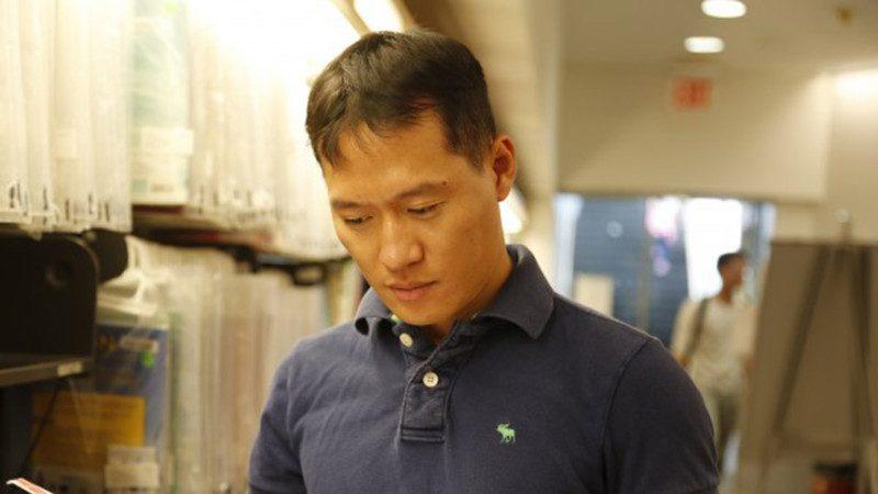 「坦克人」驚醒夢中人 廣州優秀教師美國尋自由