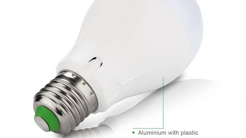 Minger 5W 雷達傳感LED燈泡
