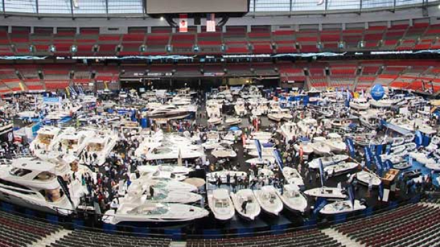 第55届温哥华国际游艇展