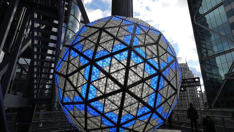 真不是蓋的!紐約時代廣場的新年水晶球,背後故事太豐富