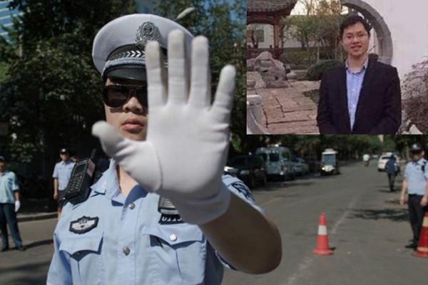 毛澤東前秘書聯署雷洋案 警方如臨大敵急維穩