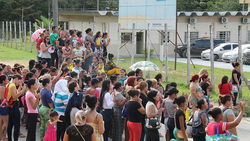 """巴西监狱血淋淋暴动 被批盖来""""折磨人和杀戮""""(慎入)"""