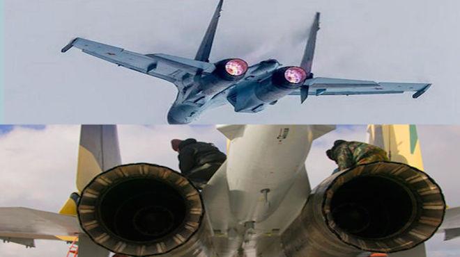 北京購蘇-35戰機吃大虧 傳發動機被焊死無法「山寨」