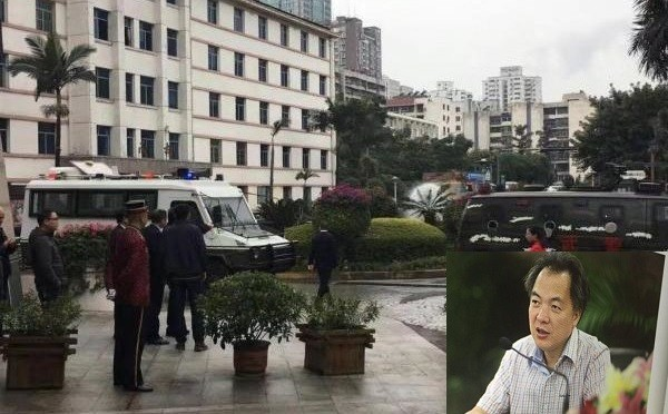 重大消息!四川攀枝花國土局長槍擊書記市長後自殺