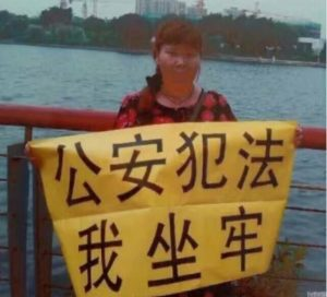 福州访民熊凤莲泣血吁求:还我财产!还我家园!
