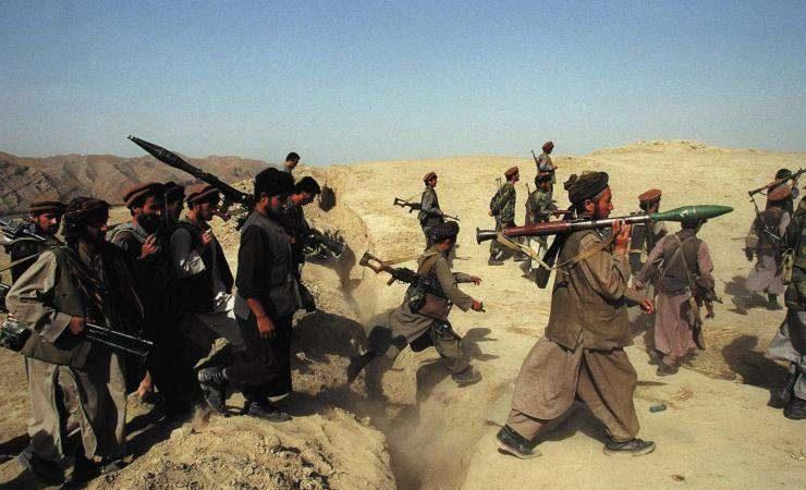 恐怖主義溫床:阿富汗共產主義運動與罪惡之源