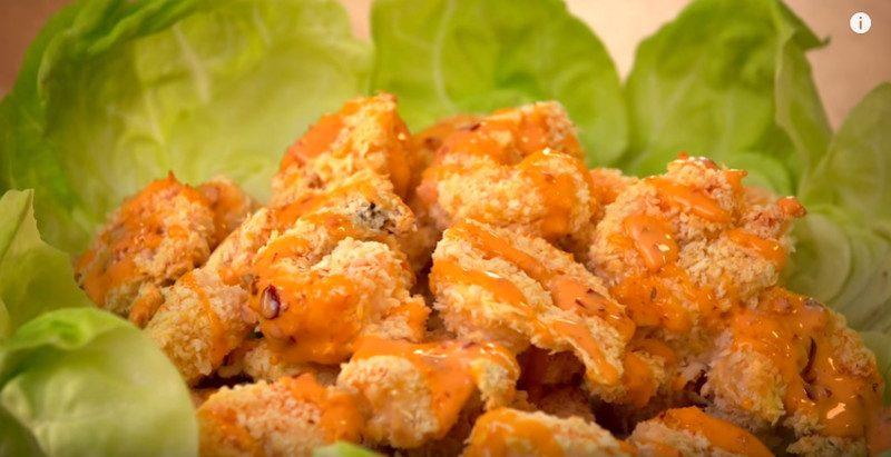 【美食天堂】美國著名棒棒蝦的家庭做法