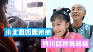 【本週熱門影片】東北姐姐罵弟弟、四川話版「還珠格格」