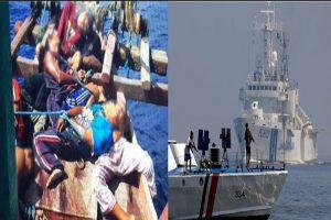 疑海盗攻击渔船 菲南8渔民丧生(视频慎入)