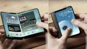 智能手机能折叠!三星明年欲惊艳世界