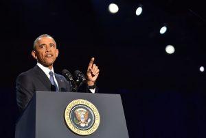 奥巴马8年政绩 被批对外软弱 对内奴隶增多