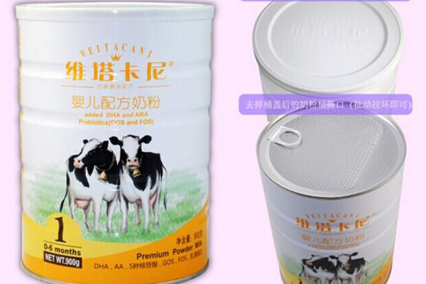 大陆婴儿奶粉被曝含致命病菌