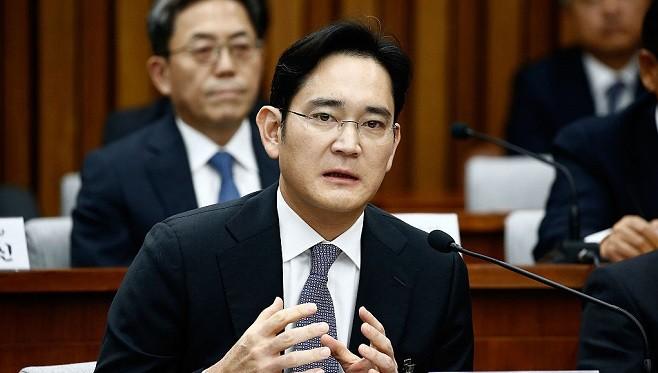 親信門案 韓檢方申請批捕三星李在鎔