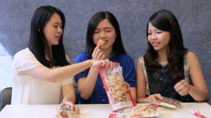【食‧文化】纽约上班族吃台湾零食