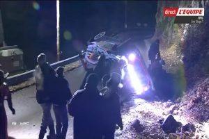 蒙地卡罗拉力赛首站酿悲剧 车手撞观众身亡(视频)