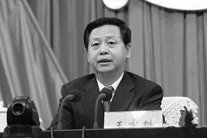 """陈思敏:王岐山东北打虎 王宪魁""""虎皮""""被剥"""
