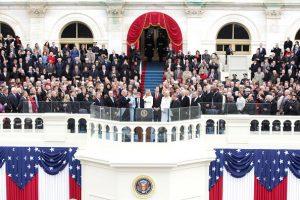 (更新)美国总统川普就职典礼 经典视频集锦