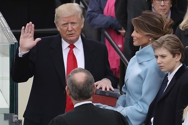 中宣部下令:报导川普就职典礼不得超过两行