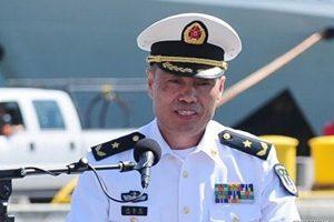 周曉輝:海軍司令換將中美南海走向引關注