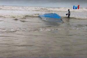 传印尼非法移民船翻覆 10死30失踪