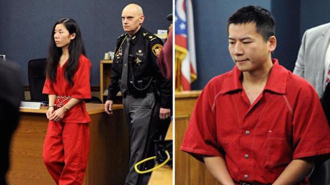 美华裔夫妇杀女被捕 曾冒充法轮功被识破