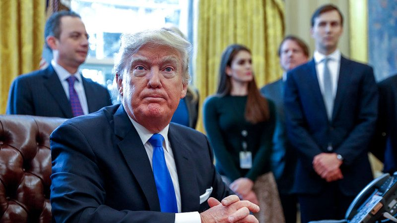 川普将签令限移民 或暂停接收所有国家难民