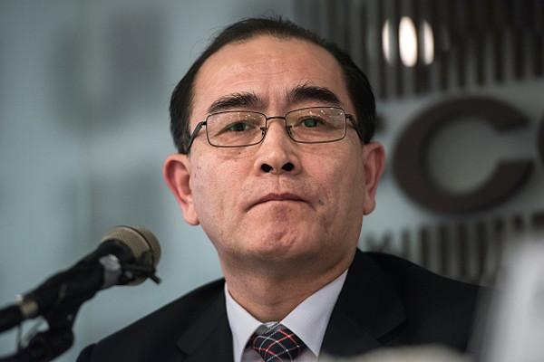 太勇浩:外界自由繁榮訊息會讓金氏政權垮台