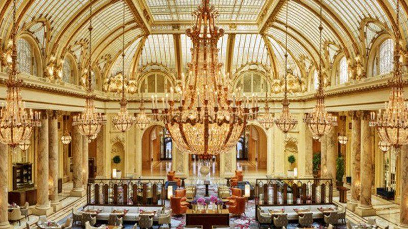 赴美游住这11家酒店 最可能遇到美总统