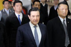 馬英九2月訪美談兩岸關係 台府批准