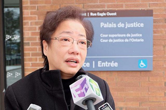 涉骗同胞340万 加华裔女老板获刑