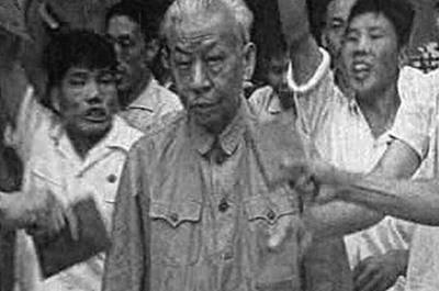 林辉:被中共迫害的国家正副主席(上)