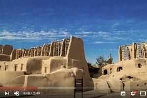 天然材料打造 伊朗千年风车沿用至今(视频)