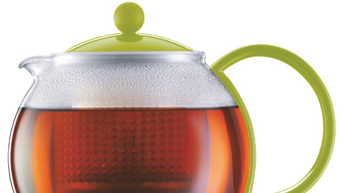 Bodum玻璃茶壶
