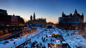 2017渥太华国际冰雪节 精彩纷呈