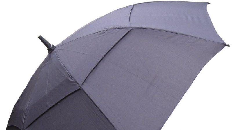 RainStoppers W016B防风折叠雨伞