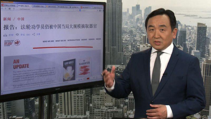 """石涛:黄洁夫参加梵蒂冈反器官贩卖峰会 分享""""监守自盗""""式邪恶?"""