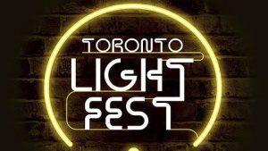 多伦多创意灯光艺术节
