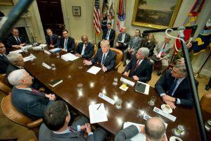 川普上任第二週任務表出爐 推進就業與邊防