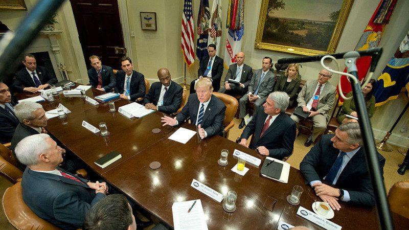 川普上任第二周任务表出炉 推进就业与边防