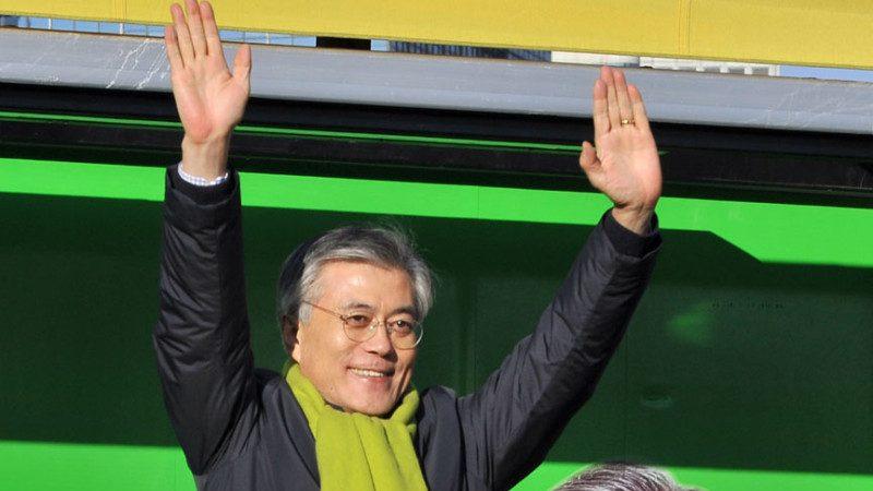 潘基文退選 韓國在野黨士氣倍增