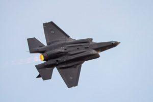 英國防專家透: 台灣將購入210架F-35戰機