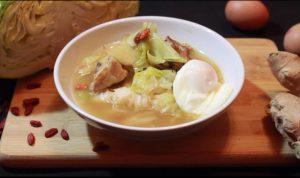 【食‧文化】台湾麻油鸡。蓝带阶级