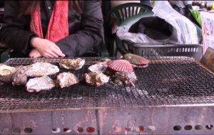 【食‧文化】美味…新鲜烤蚝!! 日本九州美食