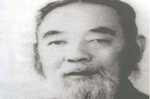 被中共迫害死的著名国学大师蒙文通