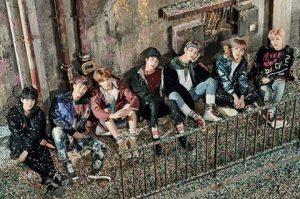 BTS 正規二輯《WINGS》外傳:《You Never Walk Alone》概念照曝光