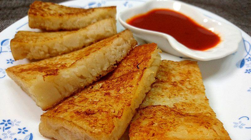【食‧文化】台湾萝卜糕